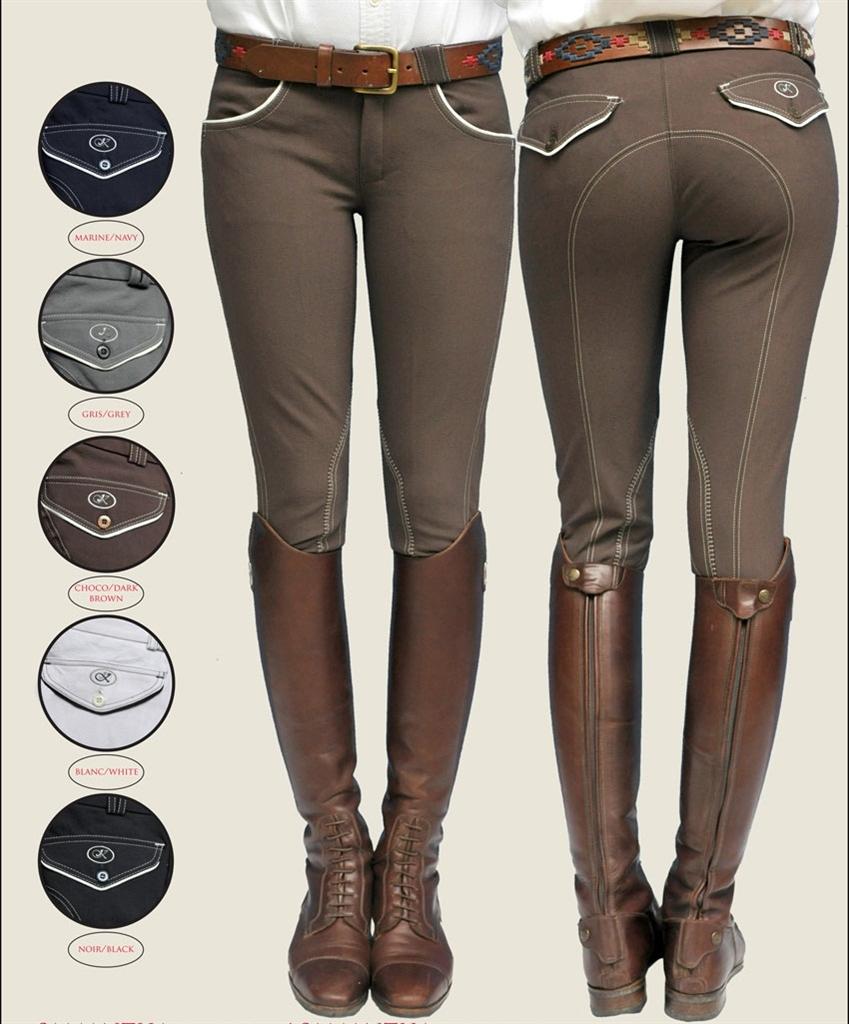 Pantalone komutekir samantha donna selleria equi bride - Cavaliere modello a colori ...